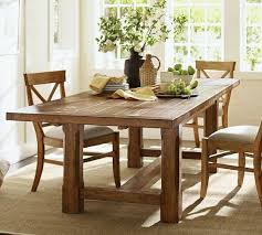 pottery barn style dining table: dining room ideas  images pottery barn dining table decor brayden extending dining