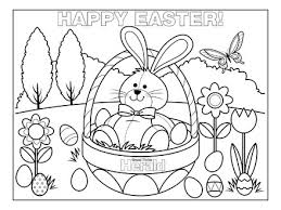27 Easter Color Pages Easter Coloring Pages Coloring Pages To Print