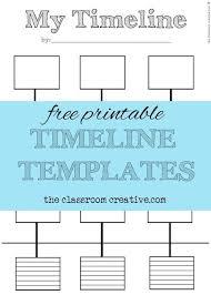 Printable Timelines Kozen Jasonkellyphoto Co