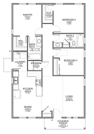 2 bedroom ranch style house plans 3 bedroom house plans floor plan for a small house