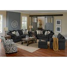 gray furniture living room. simple gray living room furniture  gramercy sofa tan walls with grey accents and  charcoal furniture and gray o