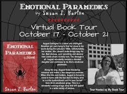BOOK TOUR: Emotional Paramedics by Susan Barton - Adan Ramie