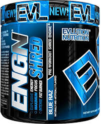 Evlution Nutrition ENGN Shred Pre Workout ... - Amazon.com