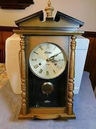 linden pendulum wall clock 31 day