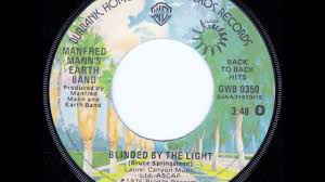 Youtube Manfred Mann Blinded By The Light Manfred Mann Blinded By The Light Playing On Fm From A Ge Transistor Pocket Radio From Mid 1970s
