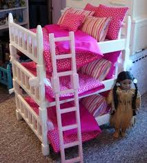164 best ag room beds images on doll beds american american girl doll mckenna loft