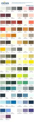 Crown Colour Chart Grey Crown Metal Finishers Ltd Specialist Industrial Painting