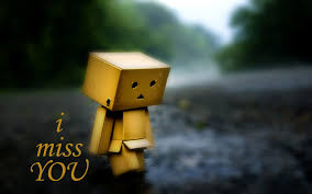 i am alone whenever i miss you