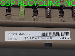 buy 99 99 2010 subaru outback legacy fuse box joint box p 2010 subaru outback legacy fuse box joint box p 82201aj00a replacement