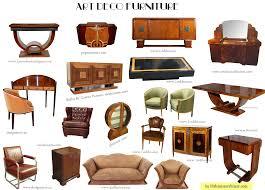 architect furniture. Art Deco - Beautiful Furniture From The Roaring Twenties Architect E