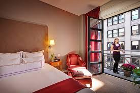 New York City Suite Hotels 2 Bedroom The Hotel Giraffe Manhattan Original Rooms In Manhattan