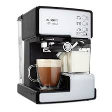 Coffee pump espresso maker can make cappuccinos on the cheap but its design could use work. Mr Coffee Espresso Maker Reviews Best Beginner Machines Of 2021