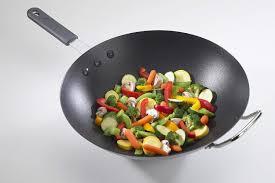 Nordic ware restaurant asian wok