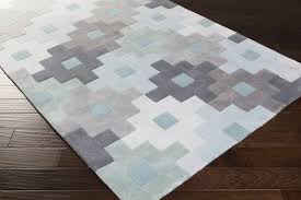 teal and gray area rug numabukuro info intended for remodel 6
