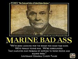 Chesty Puller Quotes Fascinating Rare Pic Of USMC LegendChesty Pullerwearing Some CivviesNow W