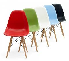 ray eames furniture. charles and ray eames dsw chairs cult furniture m