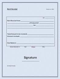 House Rent Bill Sample 9 Rent Receipt Template Survey Template Words