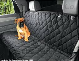car rear seat covers for dogs review of pets x large luxury dog cover the stuff back