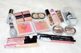 huge essence makeup haul