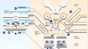frankfurt airport  terminal maps
