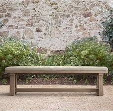 Bauhaus Exhibition 72 Inch Bench Reproduction good 72 Bench
