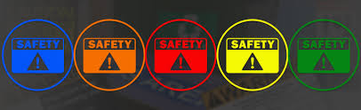 Safety Colors Graphic Products