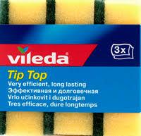 <b>Губка</b> для посуды <b>VILEDA</b> Тип-Топ 106067 – купить в сети ...