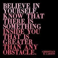 Good Quotes About Believing In Yourself