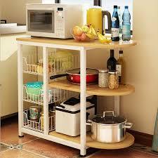 get ations levin us kitchen cupboard shelves electrical shelf microwave oven racks kitchen floor storage shelves
