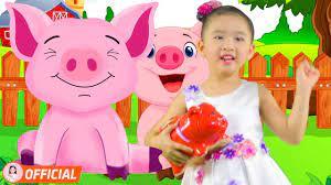 31 Bài Hát Hay Dành Cho Trẻ Mầm Non - Nhạc Thiếu Nhi Cho Bé Ăn Ngon - BÉ  CANDY NGỌC HÀ - YouTube