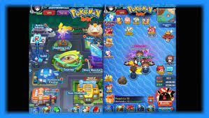 Pokemon Mega Online - Browser Game