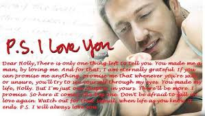 Ps I Love You Quotes Magnificent PS I Love You Quote Seriously One Of My All Time Favorite Chick