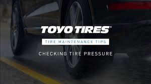 Toyo Tire Pressure Chart Learn Tire Care And Maintenance Toyo Tires