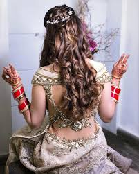 hairstyles for wedding. 11 Hottest Indian Bridal Hairstyles To Make You Look Like A Diva At