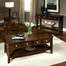 leick coffee table furniture end tables glass lamp tables handsome cherry teak finish wood rectangle coffee