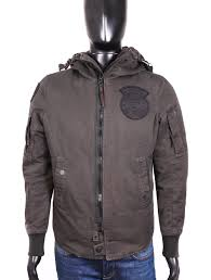 Details About G Star Raw Mens Jacket Hood Khaki Size M