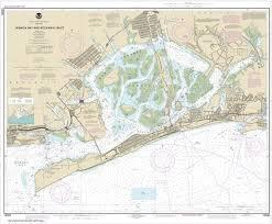Noaa Chart Jamaica Bay And Rockaway Inlet 12350