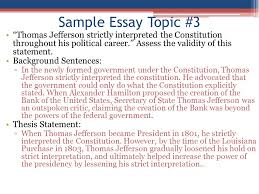 apush review how to write an introductory paragraph ppt video sample essay topic 3