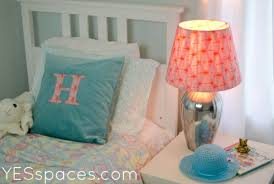 diy a mercury glass lamp with a custom fabric shade for less than 52