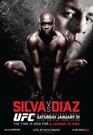 UFC 183: Anderson Silva vs Nick Diaz Online Dublado