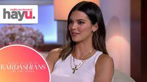 Kendall Jenner Talks All About Modeling ...