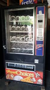 Lance Vending Machine Model 2038 Inspiration Usi Snack Machine Takes And Coins For Sale In Spartanburg SC