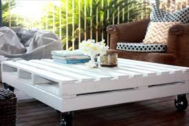 Make your own pallet coffee table design ideas: