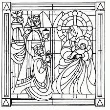25 Printen Glas In Lood Tekening Kleurplaat Mandala Kleurplaat