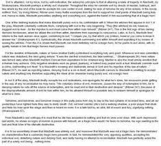 tragic flaw macbeth essay question coursework custom writing  tragic flaw macbeth essay question