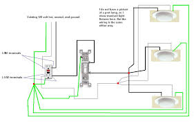 can you piggyback or tie into a outside gfi to extend a power Wiring Gfci To A Lamp Post hello again here's the diagram if you have additional questions about it, please let me know Wiring a Switch to a Light Fixture