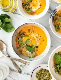 Light Spring Dinners 16 Recipes To Welcome Spring Lemongrass Recipes Gazpacho
