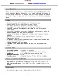Software testing resume india Example Resume IT Software Engineer Resume  Sample Example resume IT software Engineer