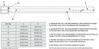 Mens Belt Size Chart Cm Bespoke Belt Fee