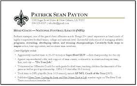 Coaching Resume Template Custom Soccer Coach Resume Template Coaching Resume Samples Template For